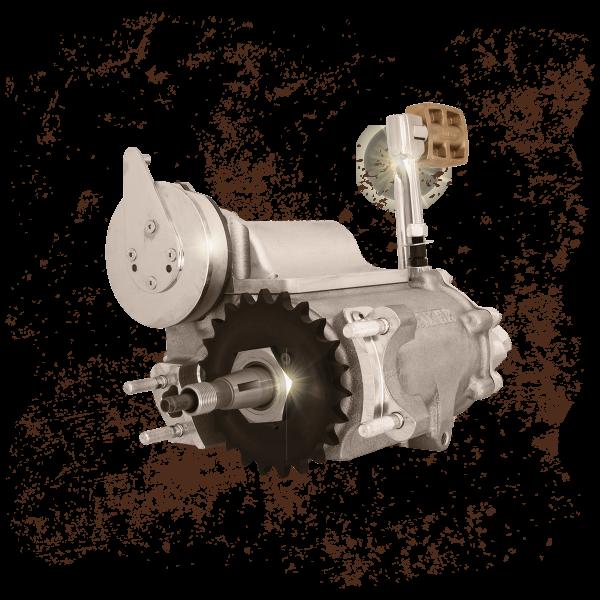 4-Speed Complete Transmission