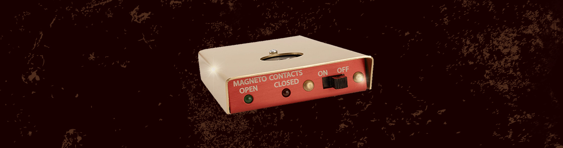 Morris Magneto KATT timing & testing tool Operation Instructions
