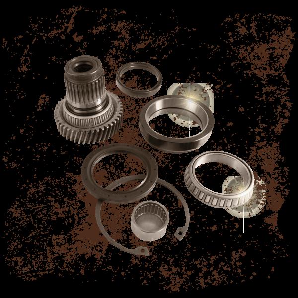 DD7 Main Drive Gear Tapered Roller Bearing Kit