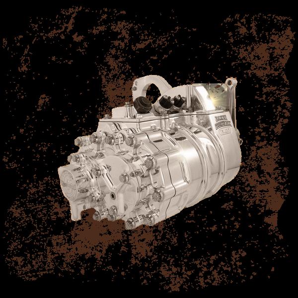 TorqueBox 6-Speed, Left Side Drive (TB6)