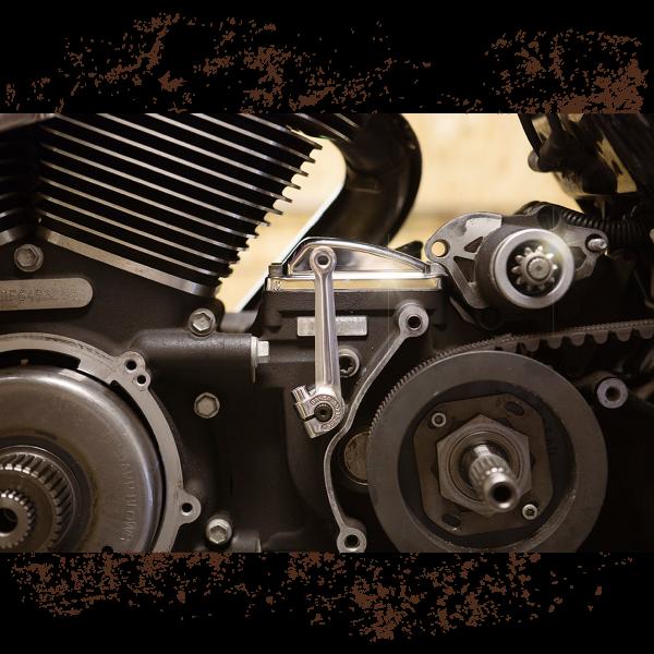 Truss Style Shift Lever Kit